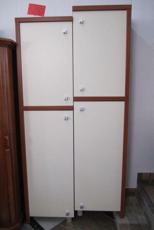 Шкаф двухдверный VIS A VIS